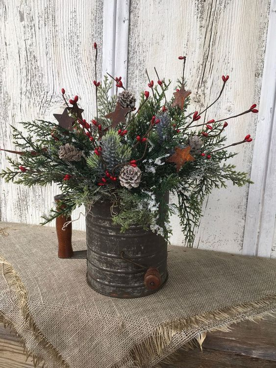 26 Economical and Inexpensive Christmas Centerpieces Ideas .