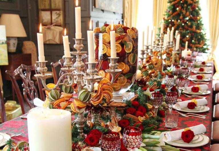beautiful-christmas-centerpieces-21 - Christmas Celebration - All .
