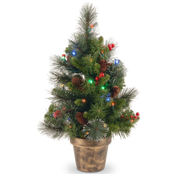Tabletop Christmas Trees You'll Love in 2020   Wayfa