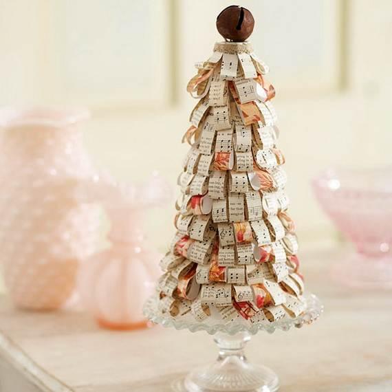 Beautiful Tabletop Christmas Trees Decorating Ideas & Designs .