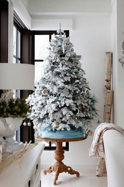 35 Beautiful Table Top Christmas Tree Decorations - Sort
