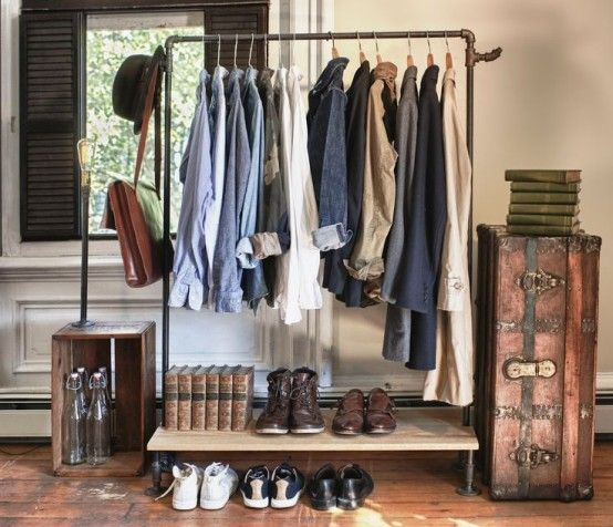 20 Beautiful Vintage Closets You'll Never Want to Leave | Clothes .