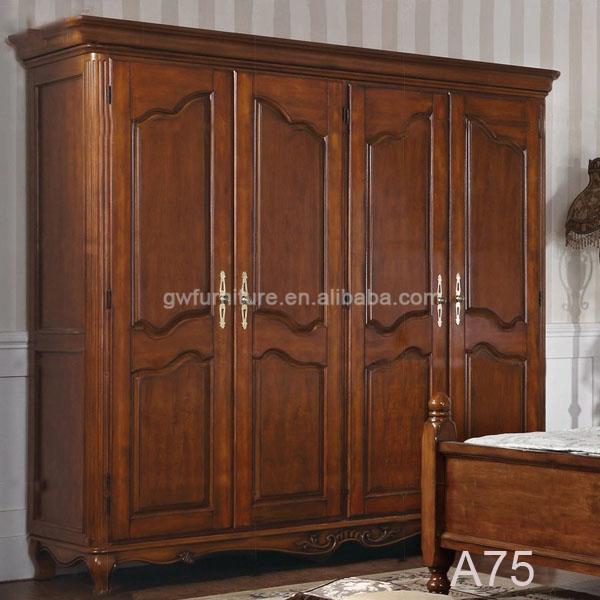 Antique Furniture Mirrored Wardrobe - Buy Antique Furniture .
