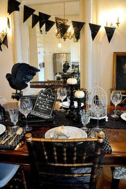 vintage halloween decorating ideas | 35 Beautiful Vintage .