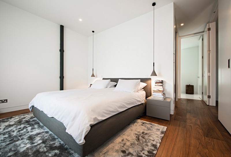 21 Examples Of Bedrooms With Bedside Pendant Ligh