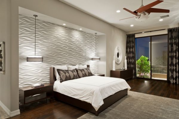 Bedside Lighting Ideas: Pendant Lights And Sconces In The Bedro