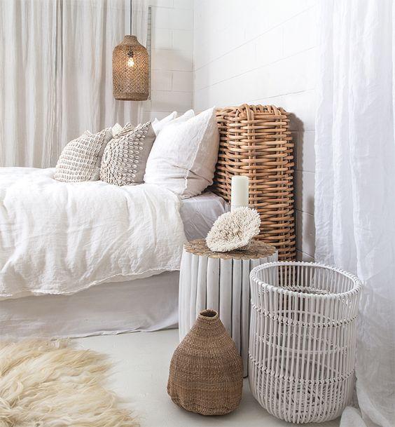 56 Cool Hanging Bedside Lamps - Shelterne