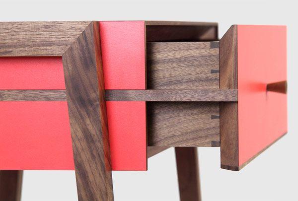 Bespoke modern furniture by Young & Norgate | 가구, 가구 만들기 .