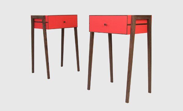 Bespoke modern furniture by Young & Norgate | Мебель из сосны .