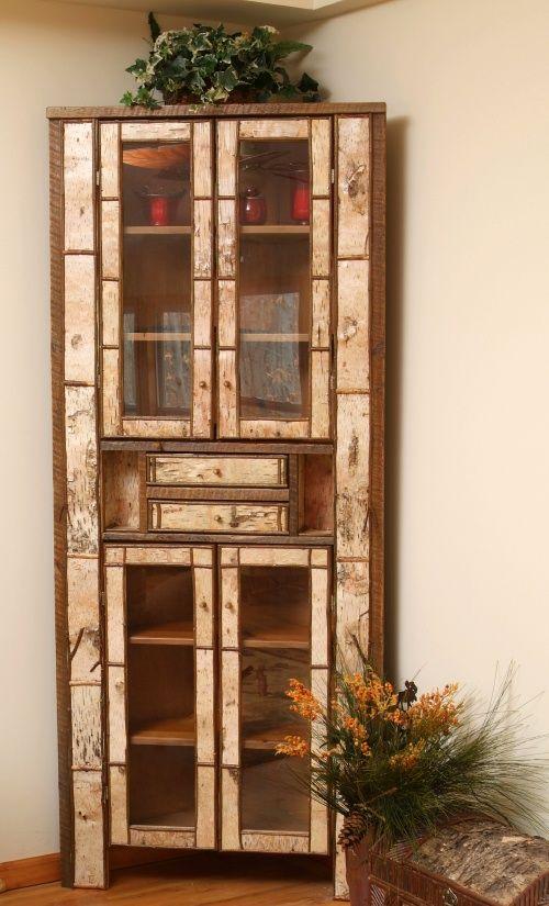 Birch Bark Furniture, Adirondack Style Furnishings, Rustic | Birch .