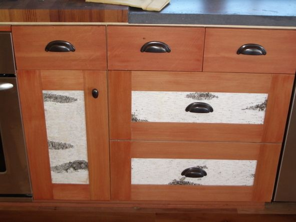 Beech Tree Woodworks' photos of sustainable cabinetry in Seattle .
