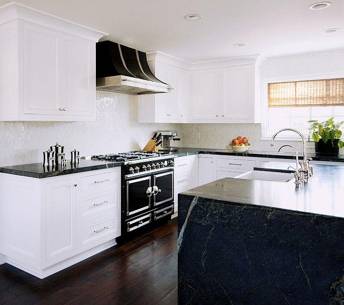Black And White Kitchens: Ideas, Photos, Inspiratio