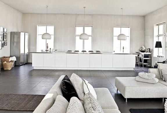 Black & White Kitchen Designs   Home Interior Design, Kitchen and .