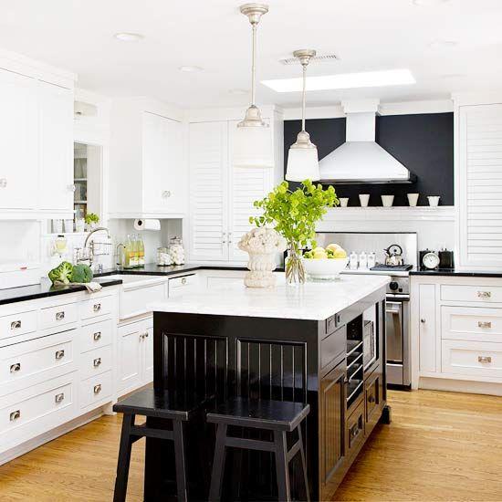 Traditional Kitchen Design Ideas   Traditional kitchen design .