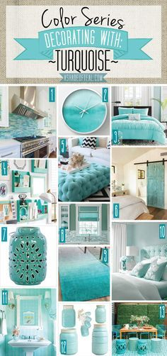 Find inspiration for a blue themed bedroom for your interior .