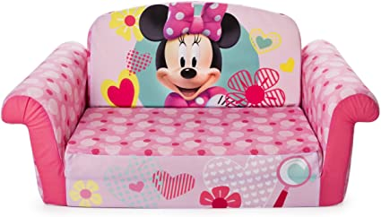 Amazon.com: Marshmallow Furniture, Children's 2 in 1 Flip Open .