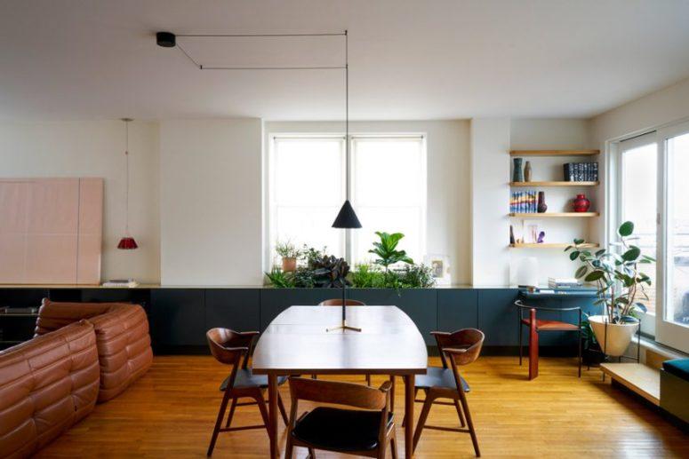Bold Jewelry-Inspired Modernist Apartment - DigsDi