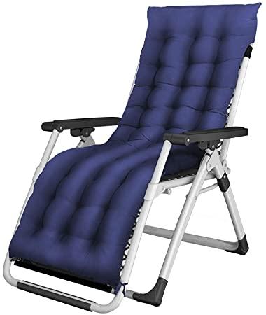 Amazon.com : Bseack Lounge Chair, 160° Reclining Design Bold Steel .