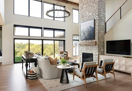 Be Bold with Modern Black Windows | Andersen Windo