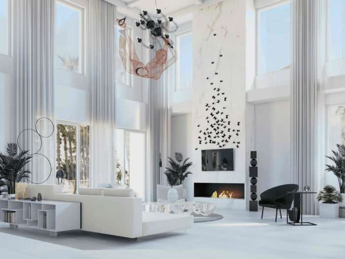 A Sophisticated Gem| Interior Designer Los Angeles | BRANA Desig