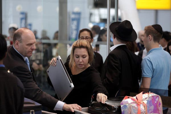 Privacy Complaints Mount Over Phone Searches at U.S. Border Since .