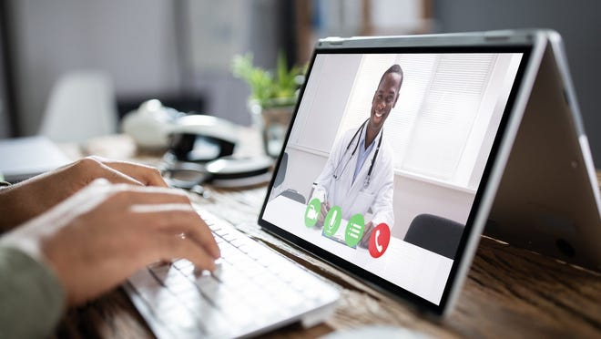 Covid-19 brought a telehealth revolution, now Trump wants it to st