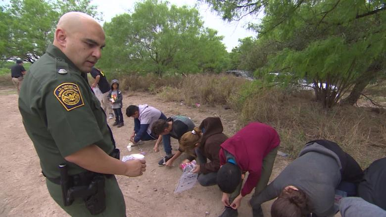 Border Patrol facility over capacity as government struggles to .