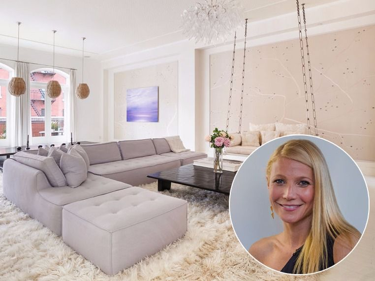 Inside Gwyneth Paltrow's $10 million 'breezy,' all-white New York .