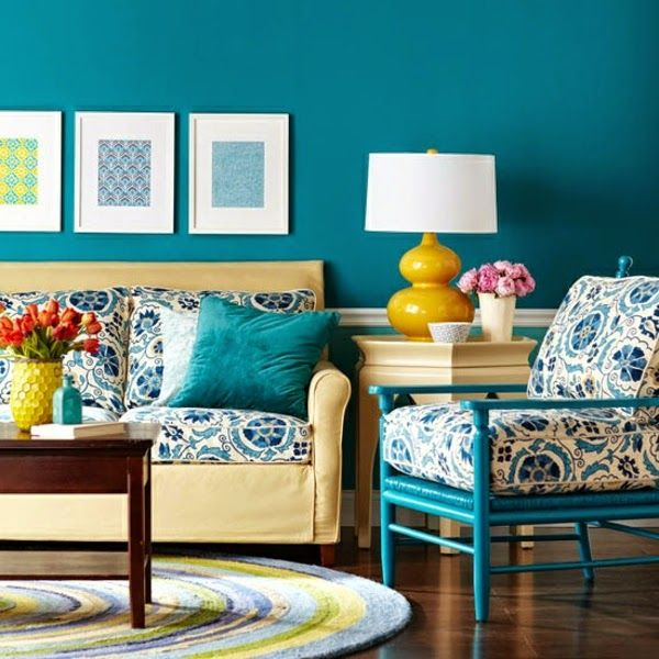 Learn how you can enhance your mood using the colors of your home .
