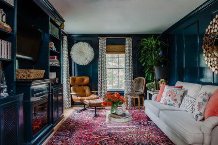 35 Colorful Interior Design Ide