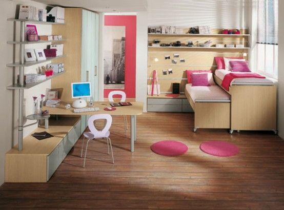 Bright Kids Room Ideas from Sangiorgio Mobili | Gemütliche .