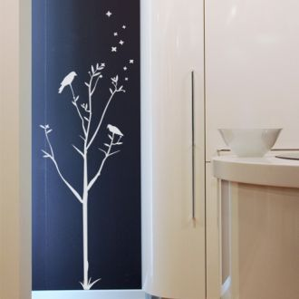 Bright Wall Stickers By Vinyluse | Interior wall design, Wall .