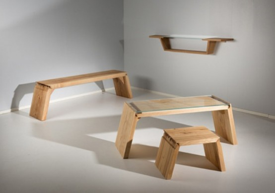 Broken Furniture Collection With Cracks And Breaks - DigsDi