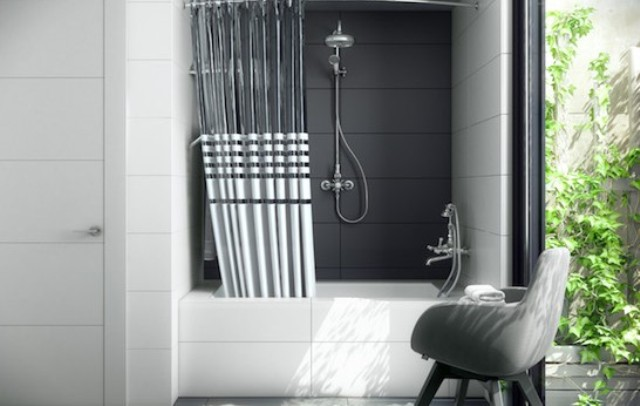 Built-In Bathtubs With A Hand Finish And Armrests - DigsDi