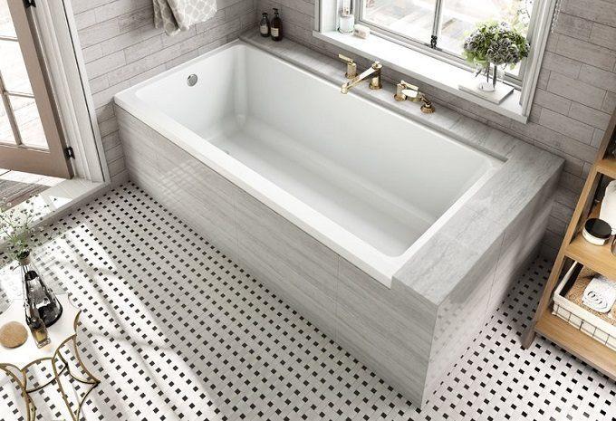 7 Best Drop in Bathtubs of 2020 – HomeGea
