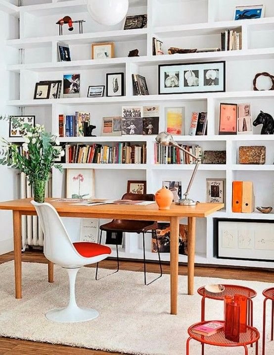 29 Built-In Bookshelves Ideas For Your Home | DigsDigs | Home .