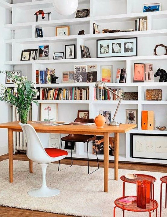29 Built-In Bookshelves Ideas For Your Home - DigsDi