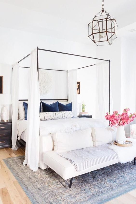 30 Best Canopy Bed Examples To Introduce Into Your Bedroom   Home .