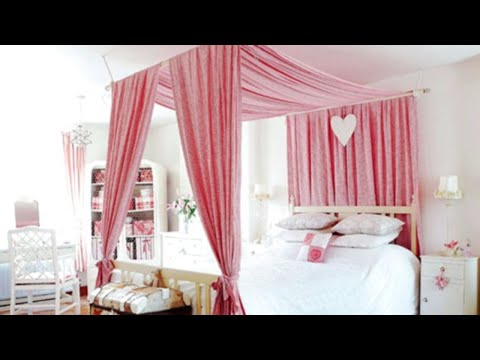 22 Canopy Bed Ideas - Bedroom and Canopy Decorating Ideas - YouTu