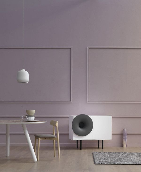 A Cabinet with A Bluetooth Speaker - Design Milk | Contemporary .