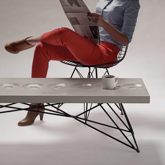 concrete furniture Archives - DigsDi