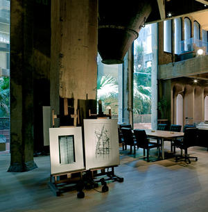Abandoned Cement Factory Converted Into a Luxury Home & Office | I .