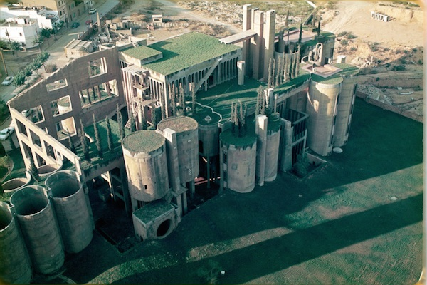 Architect Turns Old Cement Factory Into Stunning Ho