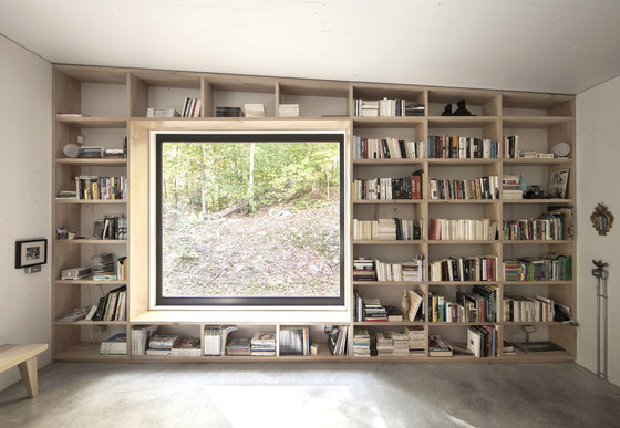 Chalet Forestier by Atelier Barda | Detached hous