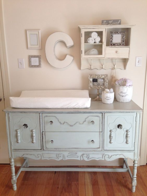 28 Changing Table And Station Ideas That Are Functional And Cute .
