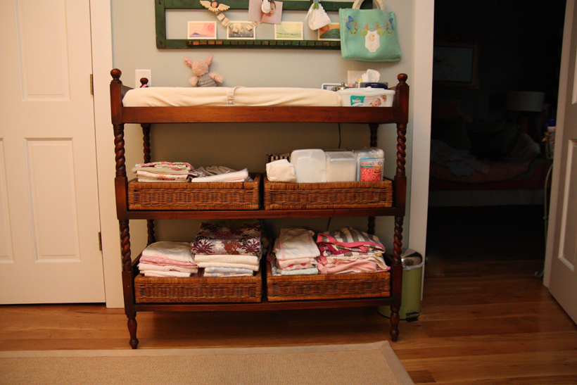 Baby Changing Tables Galore: Ideas & Inspirati