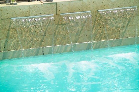 Charming Swimming Pool Fountain – PowerFall By Zodiac Pooclare .