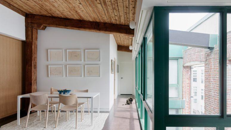 modern loft design Archives - DigsDi