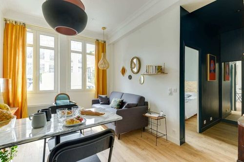 Book Sublime Chic & Modern Apartment - Paris 5e in Paris | Hotels.c