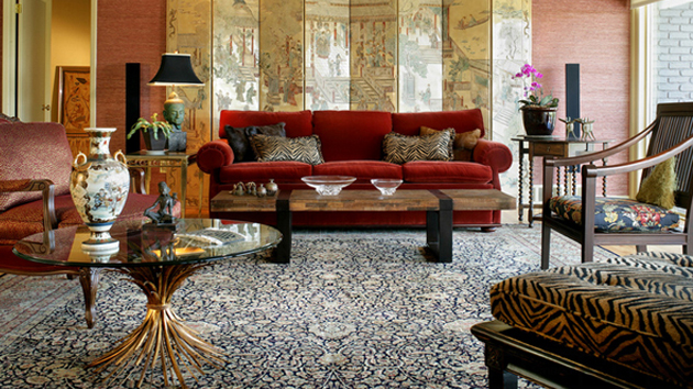 20 Chinese Home Decoration in the Living Room | Home Design Lov